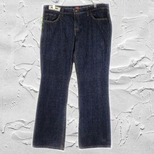 Dickies Relaxed Fit Mid-Rise Boot cut Jeans Sz 12R